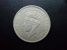 AFRIQUE DE L'EST (ANGLAIS) : 1 SHILLING  1950  KM 31  TTB+ - British Colony