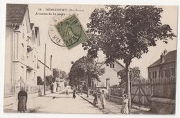 ( 70 ) Héricourt - Avenue De La Gare - Francia