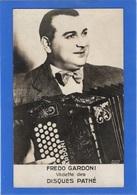 Chanteurs Et Musiciens - Accordéoniste Fredo Gardoni - Chanteurs & Musiciens