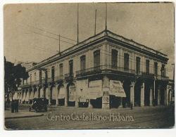 La Habana  Quinta Del Centro  Castellano   Emigrantes - Espagne