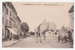 ( 70 ) Héricourt - Faubourg De Belfort - Francia