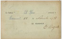 "Haccourt Oupeye Peniche "" A Novo "" Canal Envoi Givet Flamme Ardennes La Fontaine - Oupeye"