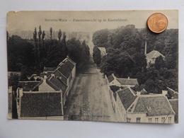 Beveren-Waes, Panoramazicht Op De Kasteldreef, Beveren-Waas, 1914 - Beveren-Waas
