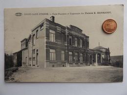 Court-Saint-Etienne, Foyer Populaire Des Dispensaire Des Usines  E. Henricot, 1910 - Court-Saint-Etienne