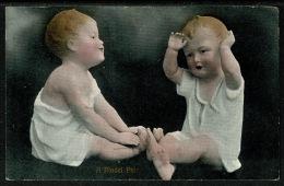 RB 1201 - 1913 Cynicus Postcard - A Model Pair - 1900-1949