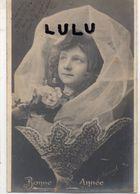 FEMMES N° 350 : Précuseur ; Signé Manuel , Bonne Année : édit. B N K N° 2396 - Femmes