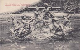 (78) VERSAILLES - Le Parc Du Château - Bassin Des Enfants Dorées - Versailles (Château)