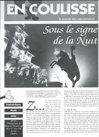 Euro Disney Mickey EN COULISSE ZORRO N°17 VOL3 CAST MEMBERS JUIN 93 TB ORIGINAUX Pour Toutes Mes Ventes. - Organisaties