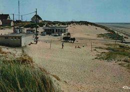 CPM  Gouville Sur Mer - France
