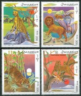 1998 Somalia Felini Animali Animals Animaux MNH** - Somalia (1960-...)