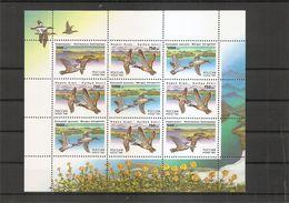 Russie - Oiseaux ( 6147/6149 En Feuille XXX -MNH) - Blocks & Sheetlets & Panes