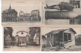 LR 63 / Lot D'environ 320 Cpa, Cpsm, Cpm De La MEUSE ( Voir Déscriptif) - Cartes Postales