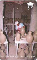 Oman - Bahla Pottery - 10OMNA - 07.1992, 616.425ex, Used - Oman