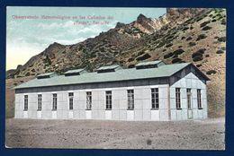 Espagne. Tenerife. Observatorio Meteorologico En Las Cañadas Del Teide.1920 - Tenerife