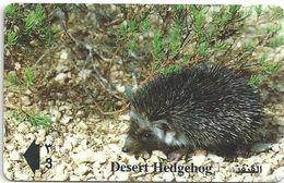 Oman - Desert Hedgehog - 41OMNC - 1999, 450.000ex, Used - Oman