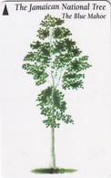 JAMAICA(GPT) - Jamaican National Tree/The Blue Mahoe, CN : 83JAMC, 06/96, Used - Jamaica