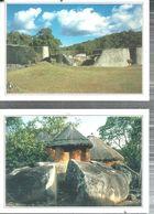ZIMBABWE--N.2-CARTOLINE VARI LUOGHI E VEDUTE-FG-N.4552 - Zimbabwe