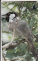 BAHRAIN(GPT) - White Cheeked Bulbul, CN : 46BAHD/B(normal 0), Used - Bahrain