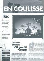 Euro Disney Mickey  EN COULISSE Objectif Vente N°3  VOL 3 CAST MEMBERS 11/92 TB ORIGINAUX Pour Toutes Mes Ventes. - Organisaties