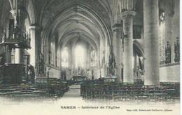 Samer - Intérieur De L'Eglise - - Samer
