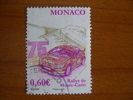 Monaco N° 2578 Obl - Monaco