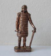 - KINDER. Figurine En Métal. Série N°22. Les Mongols N°3 - - Metal Figurines