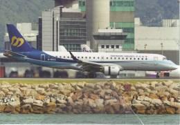 Mandarin Airlines ERJ-190AR B-16822 Hong Kong - 1946-....: Era Moderna
