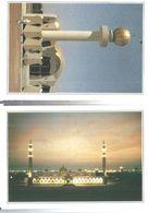 EMIRATI ARABI UNITI--N.2-CARTOLINE VARI LUOGHI E VEDUTE-FG-N.4555 - United Arab Emirates