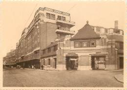 Bruxelles - Hôpital Universitaire Saint-Pierre -  Entrée De L ' Hôpital Et Maison Des Infirmières - Santé, Hôpitaux