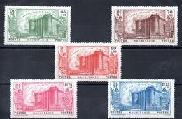 MAURITANIE N°100/ 104 - Mauritania (1960-...)
