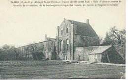 Samer - Abbaye De Saint Wilmer, Fondée En 688 - ( Côté Sud ) - Samer