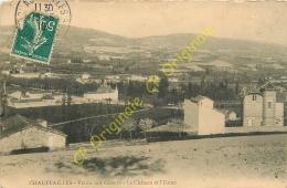 71.  CHAUFFAILLES .  Villa Des Genets . Le Chatea Et L'Usine . - Autres Communes