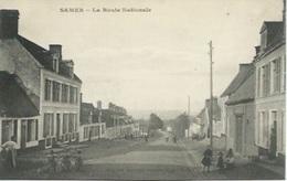 Samer - La Route Nationale - Samer