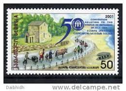 GEORGIA 2001  UN Refugee Convention    MNH / ** - Géorgie