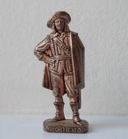- KINDER. Figurine En Métal. Série N°38. Les Mousquetaires N°1 - - Metal Figurines