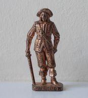 - KINDER. Figurine En Métal. Série N°38. Les Mousquetaires N°2 - - Metal Figurines