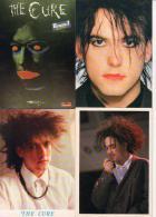 GROUPE THE CURE ( Robert Smith , Simon Gallup )  ..... LOT DE 20 CPM VERS 1985 - Musique Et Musiciens