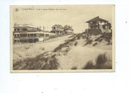 Koksijde Coxyde Villas Et Sablon Résidence Dans Les Dunes - Koksijde