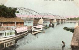 ANNAM - Hué - Pont Than-Thaï - Viêt-Nam