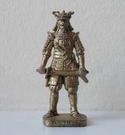 - KINDER. Figurine En Métal. Série N°40. Les Samouraïs 2 N°2 - - Metal Figurines