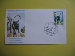FDC  Polynésie Française   1980   N°  157 - FDC