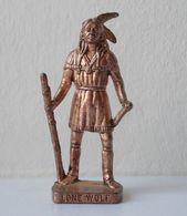 - KINDER. Figurine En Métal. Série N°41. Les Indiens Célèbres N°5 - - Metal Figurines