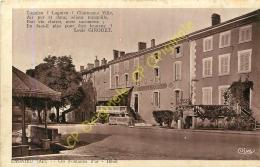 01.  LAGNIEU .  Les Fontaines D'Or .  Hôtel . - Autres Communes
