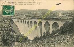 71.  MUSSY Sous DUN . Le Viaduc .  Environs De CHAUFFAILLES . - Autres Communes