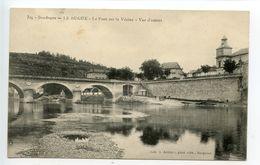Le Bugue Le Pont Sur La Vézère - France