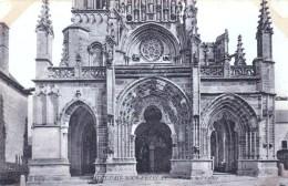 89 - Yonne -  Saint Pere ( Pair )  Sous Vezelay - Porche De L Eglise - Altri Comuni