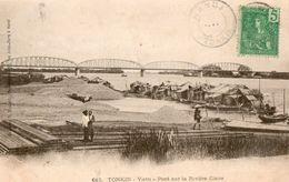 TONKIN - Vietri - Pont Sur La Rivière Claire - Viêt-Nam