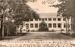 TONKIN - Phu-Lang-Thuong - Avenue De La Résidence - Viêt-Nam