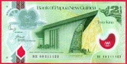 510-Papouasie-Nouvelle-Guinée Billet De 2 Kina 2007 BE082 Neuf - Papouasie-Nouvelle-Guinée
