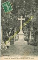 01.  SAINT VULBAS .  Croix Du Jubilé .  En Souvenir De Philibert Le Beau . - Autres Communes